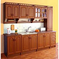Кухня Корона 2.6 м П Яблоня (Світ Меблів ТМ)
