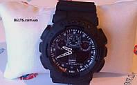 Наручные мужские часы Casio G-Shock черные (Касио Джи Шок)