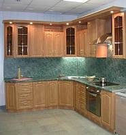 Кухня на заказ Малахит