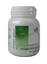 Антисклеротин з лецитином універсальне засіб для головного мозку №60 Біола