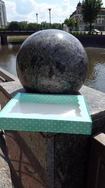Картонный коробки для кондитерских изделий 9