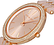 Часы Michael Kors Darci Rose Gold-Tone and Blush Acetate MK4327, фото 3