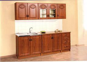 Кухня Тюльпан 2.0 м Яблоня (Світ Меблів ТМ)