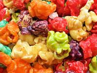 """Ингредиенты для карамелизированного попкорна, Gold Medal США, Смесь для карамелизации Corn Treats """"Фруктовый микс"""": вишня, черешня, клубника, банан, ежевика, яблоко"""