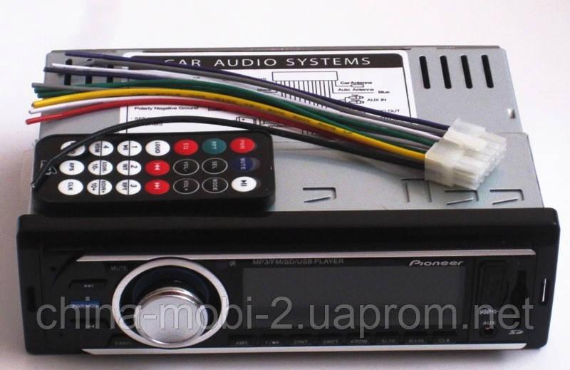 Автомагнитола Pioneer DEN-X3002U MP3 SD USB AUX FM  в стиле Alpine