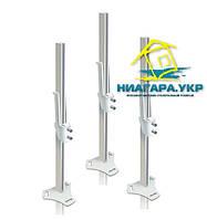 Напольное крепление регулируемое WARME KRAFT для стальных радиаторов 300-600мм
