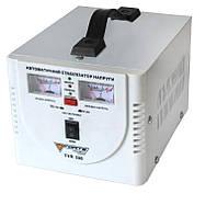 Стабилизатор напряжения релейный Forte TVR-500 VA