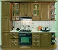 Кухня на заказ Соло