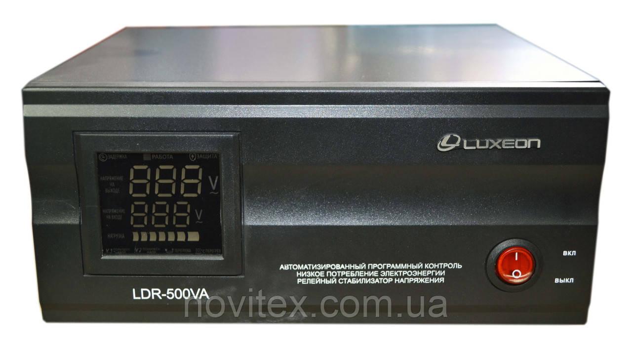Стабилизатор Luxeon LDR-500VA (300Вт)