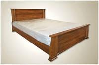 """Кровать двуспальная """"Магнолия"""" натуральное дерево"""