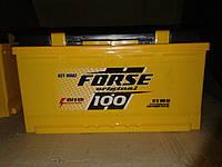 Аккумулятор автомобильный Forse 6СТ-100 АзE