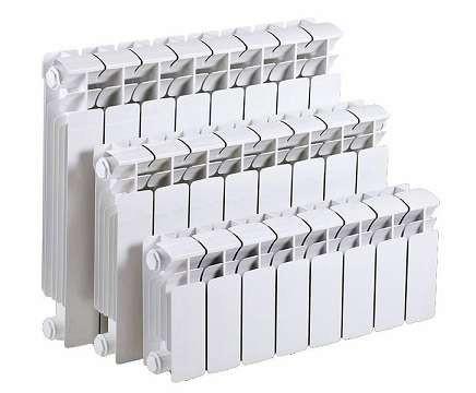 Биметалические, алюминиевые радиаторы