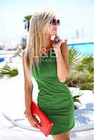 """Супер цена!! Платье """"BEAUTY"""" зелёное"""