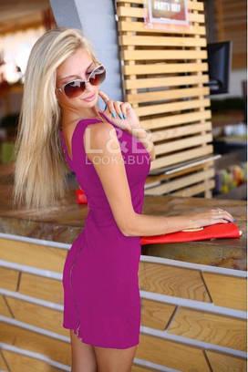 """Супер цена!! Платье """"BEAUTY"""" фуксия"""
