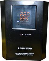 Стабилизатор Luxeon LDW-500VA (300Вт) черный, фото 1