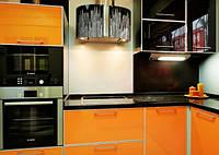 Кухня на Заказ Оранж