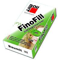 Baumit FinoFill белая сухая ремонтная смесь для внутренних работ