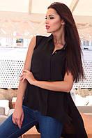 Женская блуза - рубашка. Цвета в ассортименте Размеры 44,46,48 TP 6316