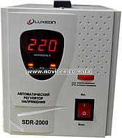 Стабилизатор Luxeon SDR-2000VA (1200Вт)