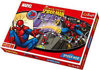 00787 Настольная игра Spider-web 3D