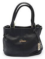 Симпатичная женская черная сумка Б/Н art.2116, фото 1