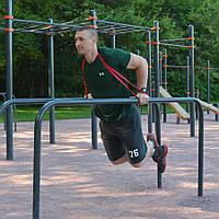 Резиновая петля для тренировок (усилие 30-80 кг)