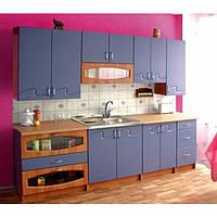 Кухня Импульс 2.6 м (Світ Меблів ТМ)
