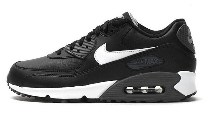 Кроссовки мужские в стиле Nike Air Max 90 Premium Leather, фото 2