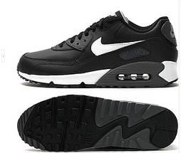 Кроссовки в стиле Nike Air Max 90 Premium Leather, фото 2