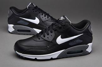 Кроссовки в стиле Nike Air Max 90 Premium Leather, фото 3