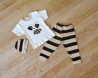 Детский костюм для младенцев Енотик