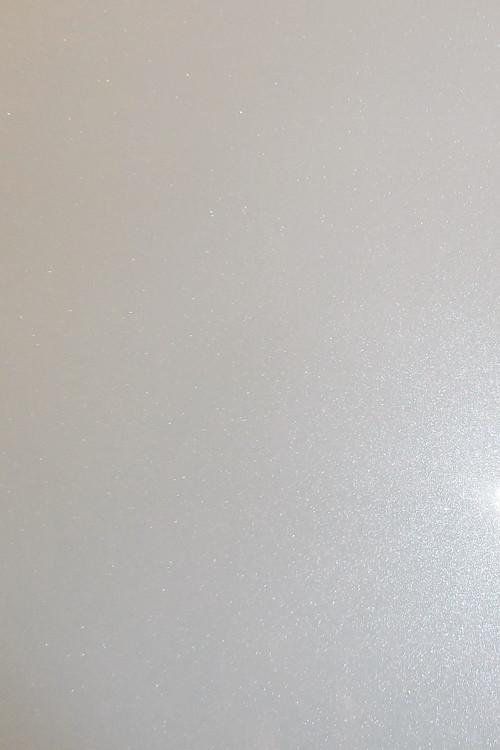 Глянцевая пленка Metallic GrafiWrap® белое серебро