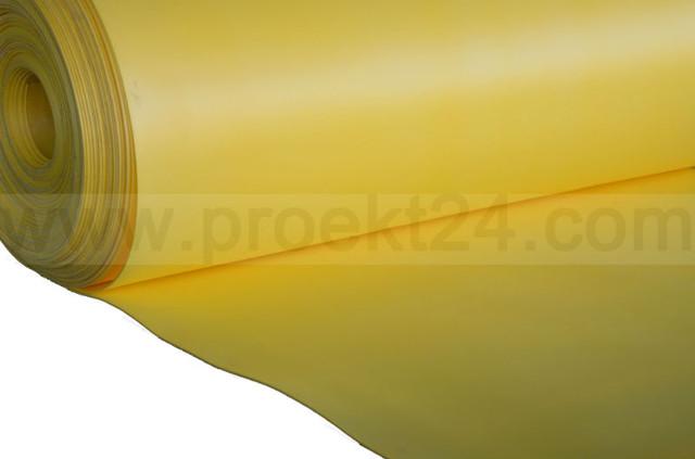 Изолон цветной, желтый 3 мм