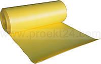 Изолон цветной, желтый 2 мм