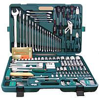 Универсальный набор инструментов 128 ед, Jonnesway, S04H524128S