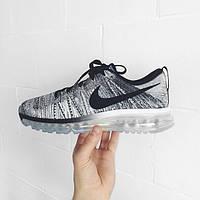 "Кроссовки Nike Air Max Flyknit 2015 ""Black/White/Oreo"""