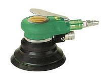 """JAS-6698-6HE Пневматическая орбитальная шлифмашинка 6"""" с самоотводом пыли (мешок для пыли),  9000 об/мин,  380 л/мин."""