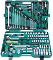 Универсальный набор инструментов, 127 ед, Jonnesway, S04H524127S