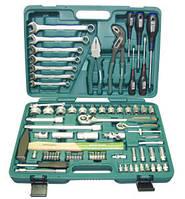 """Набор инструментов 1/4""""DR 4-13 мм и  1/2""""DR 12-32 мм, 77 предметов"""