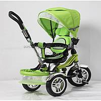 Детский трехколесный велосипед TR16003 | надувные колеса