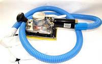 JAS-6523-VE Пневматическая орбитальная шлифмашинка  беспыльная 6000 об/мин,  400 л/мин.