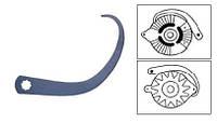 AI010023 Ключ натяжки ремней вентилятора