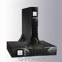 ИБП Q-Power QPRT1000L 1kVA/0.9kW 24V