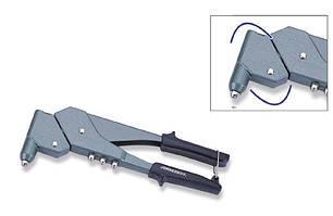 V1004 Заклёпочник с поворотной головкой