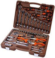 Универсальный набор инструментов 55 ед., OMT55S, OMBRA