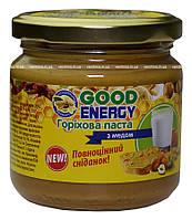 Ореховая паста с медом, 180 г