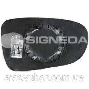 Стекло правого зеркала с подставкой Ford Galaxy 95-00 SFDM1105ER 95VW17K740BA