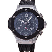 Часы Hublot Big Bang Black Silver Glass