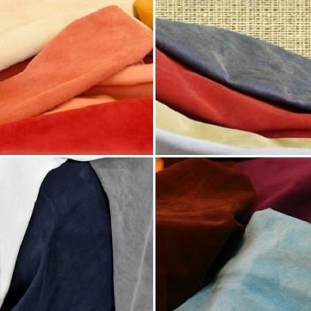 Замш для пошива одежды
