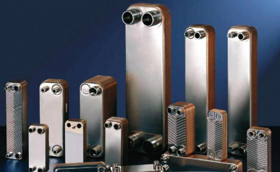 Теплообменник пластинчатый паяный для отопления Подогреватель низкого давления ПН 800-29-7 IIIA Кисловодск